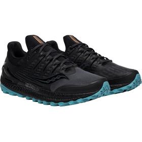 saucony Xodus ISO 3 Shoes Men Grey Black